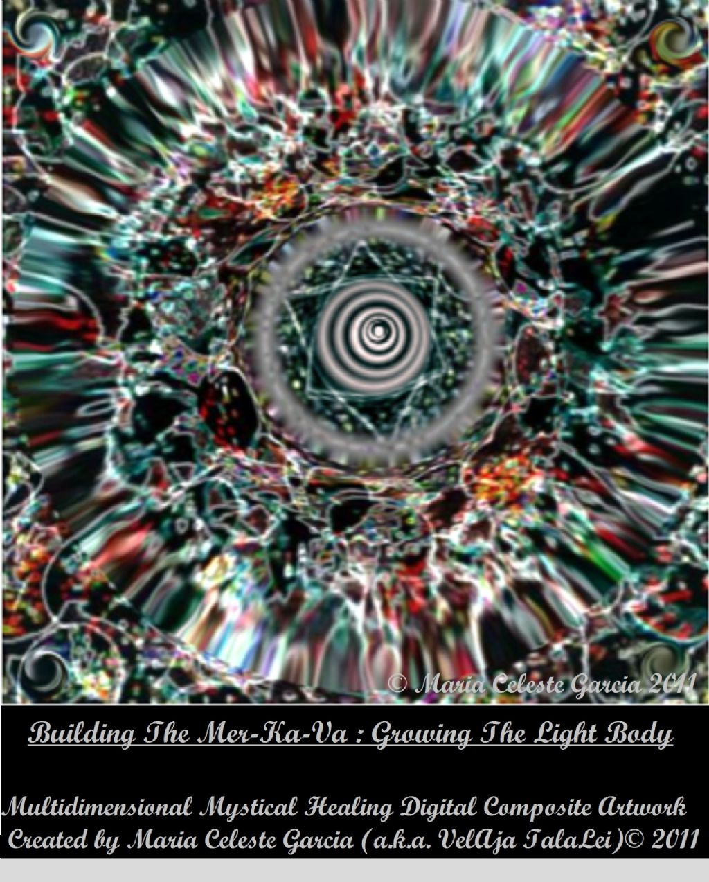 Building the Mer-ka-va: Building the Light Body