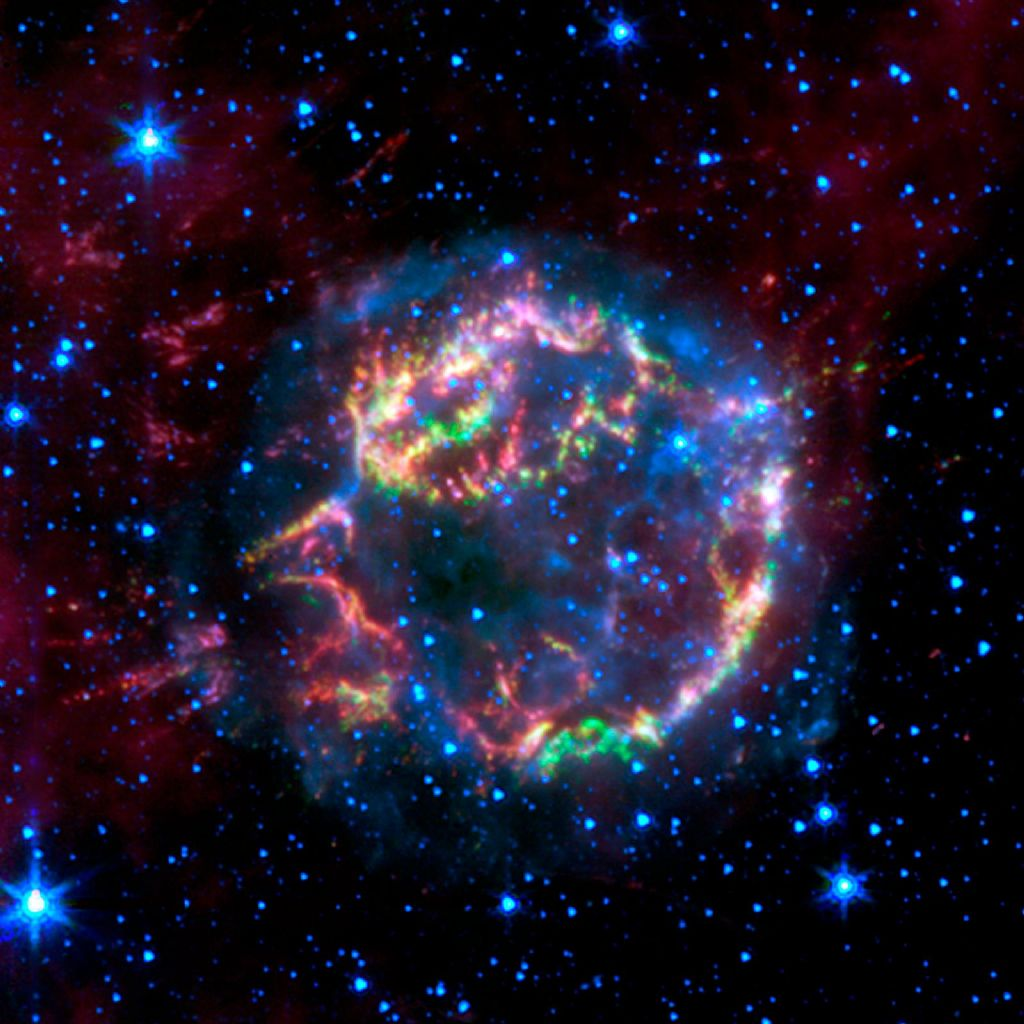 A Star Named Cassiopeia